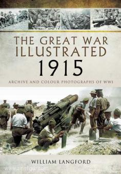Langford, William: The Great War Illustrated 1915