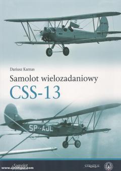 Karnas, Dariusz: Samolot wielozadaniowy CSS-13