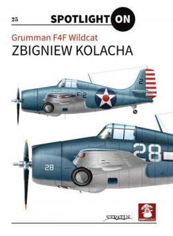Kolacha, Zbigniew: Spotlight on. Grumman F4F Wildcat