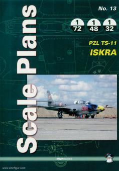 Scale Plans. No. 13. PZL TS-11 Iskara