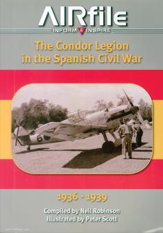 Robinson, Neil./Scott, Peter (Illustr.): The Condor Legion in the Spanish War
