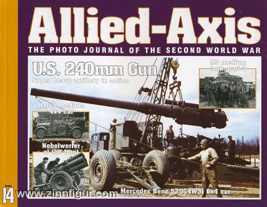 Allied-Axis. The Photo Journal of the Second World War. Heft 14