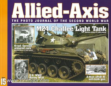 Allied-Axis Heft 15