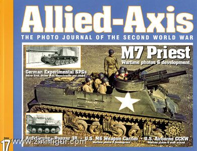 Allied-Axis. The Photo Journal of the Second World War. Heft 17
