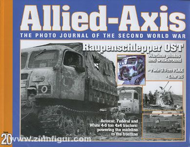 Allied-Axis. The Photo Journal of the Second World War. Heft 20