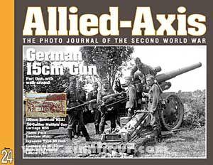 Allied-Axis. Heft 24