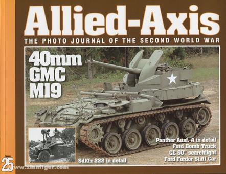 Allied-Axis. Heft 25