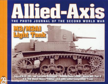 Allied-Axis. Heft 29