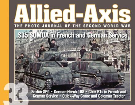 Allied-Axis. Heft 33