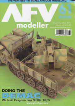 AFV Modeller. Heft 61