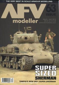 AFV Modeller. Heft 63