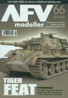 AFV Modeller. Heft 66