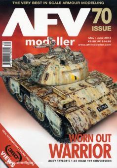 AFV Modeller. Heft 70