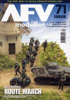AFV Modeller. Heft 71