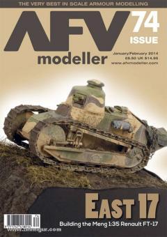 AFV Modeller. Heft 74