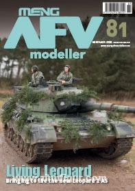 AFV Modeller. Heft 81