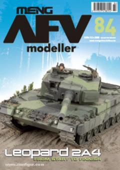 AFV Modeller. Heft 84