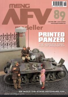 AFV Modeller. Heft 89