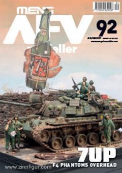 AFV Modeller. Heft 92