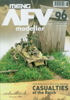 Meng AFV Modeller. Heft 96