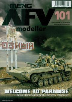 Meng AFV Modeller. Heft 101