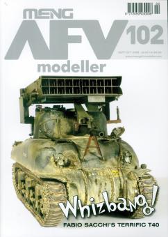 Meng AFV Modeller. Heft 102