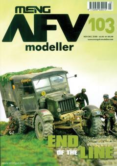 Meng AFV Modeller. Heft 103