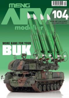 Meng AFV Modeller. Heft 104