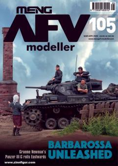 Meng AFV Modeller. Heft 105
