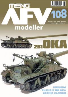 Meng AFV Modeller. Heft 108