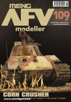 Meng AFV Modeller. Heft 109