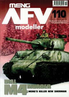 Meng AFV Modeller. Heft 110