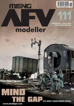 Meng AFV Modeller. Heft 111