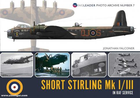 Falconer, Jonathan: Short Stirling Mk I/III in RAF Service