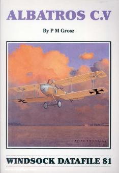 Grosz, Peter M.: Albatros C.V