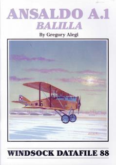 Alegi, Gregory: Ansaldo A.1 Balilla