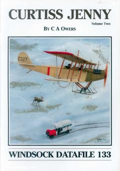 Owers, Colin A.: Curtiss Jenny. Volume 2