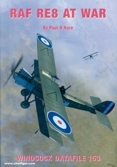 Hare, Paul R.: RAF RE8 at War