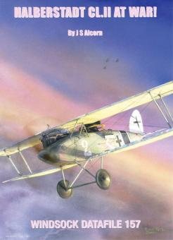 Alcorn, John S.: Halberstadt CL.II at War!