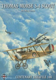 Owers, Colin A.: Thomas Morse S-4 Scout.
