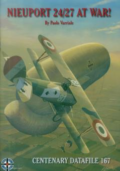 Varriale, Paolo: Nieuport 24/27 at War!