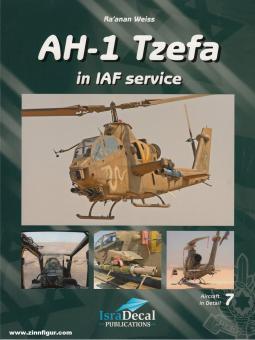 Weiss, Ra'anan: AH-1 Tzefa in IAF Service