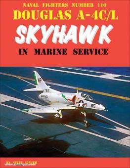 Ginter, Steve: Douglas A-4C/L Skyhawk in Marine Service