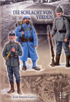 Garcia, J. V.: Die Schlacht von Verdun