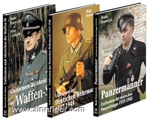 Krawczyk, W.: 3 Militaria-Bücher