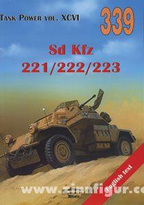 Ledwoch, J.: Sd.Kfz. 221/222/223 (4x4), Sd.Kfz. 260/261 (4x4)