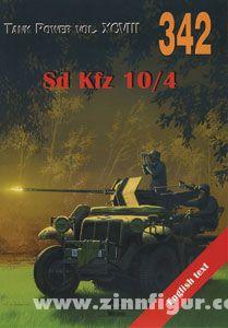 Ledwoch, J./Sawicki, R.: 2 cm Flak 30/38 Sfl Sd.Kfz. 10/4