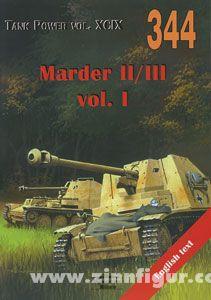 Ledwoch, J.: Marder II/III. Band 1