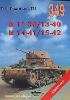 Ledwoch, J.: M 11-39/13-40, M 14-41/15-42. Band 1