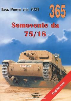 Ledwoch, J.: Semovente da 75/18. Carro comando per reparto semovente da 75/18